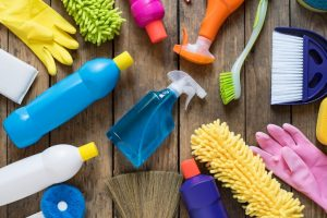 Natural cleaning agents and their usage as a substitute