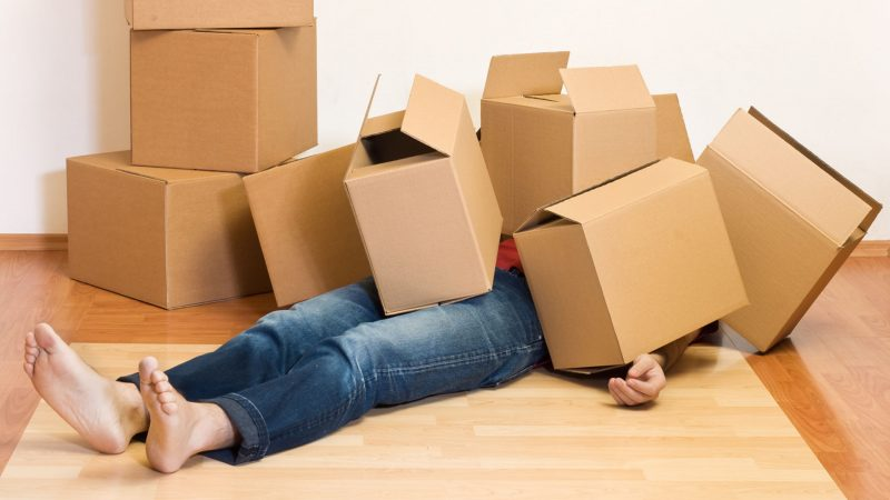 How To Start Packing And Moving