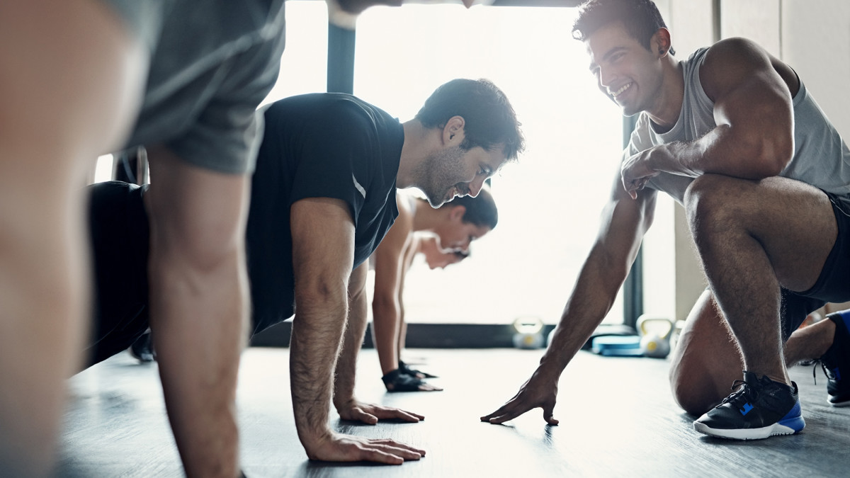 5 advantages just a fitness coach can give