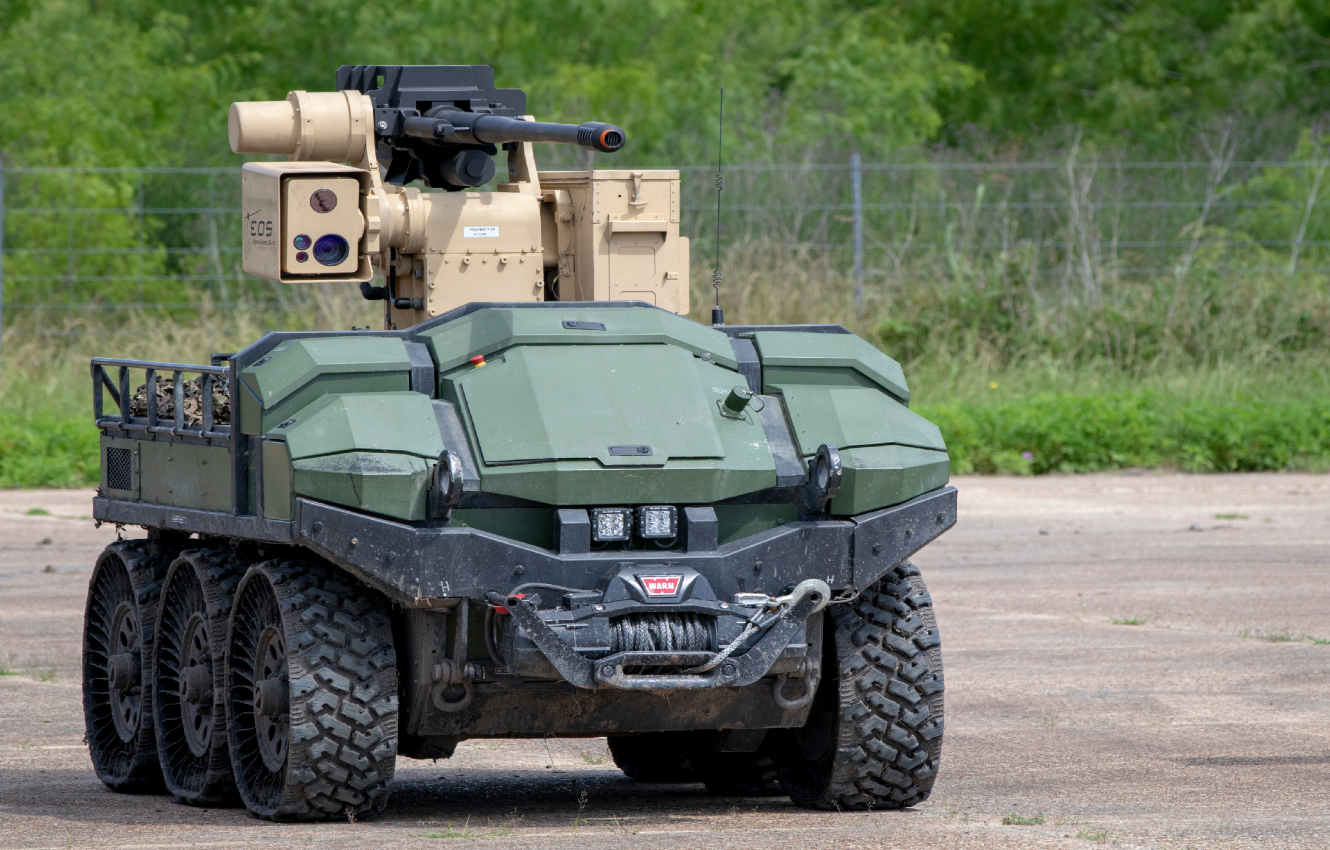The Benefits of Military Vehicles